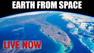 NASA Live: Earth From Space - Nasa Live Stream  | ISS LIVE FEED : ISS Tracker + Live Chat