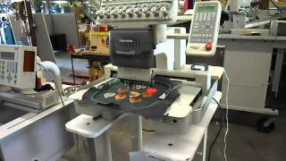 toyota 9000 embroidery machine parts