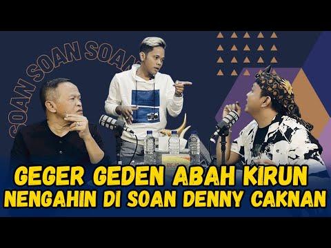 Download Lagu SOAN - GEGER GEDEN CAK PERCIL DAN DENNY CAKNAN DITENGAHI ABAH KIRUN.mp3