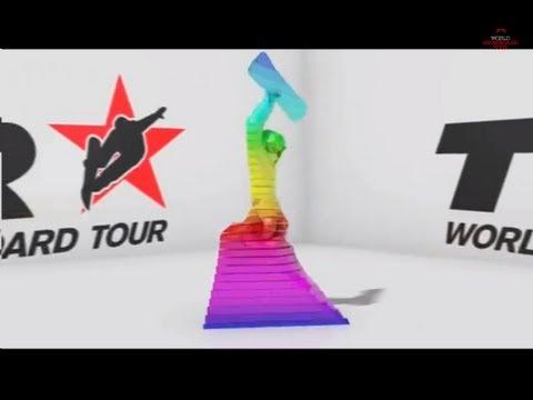 TTR Tricks - Mark McMorris winning tricks at O'Neill Evolution 2012