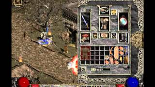 Diablo 2. LOD 1.14 Best Farming Route.