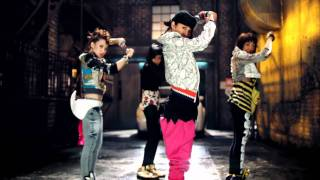 2NE1 - FIRE (Street Ver.) M/V