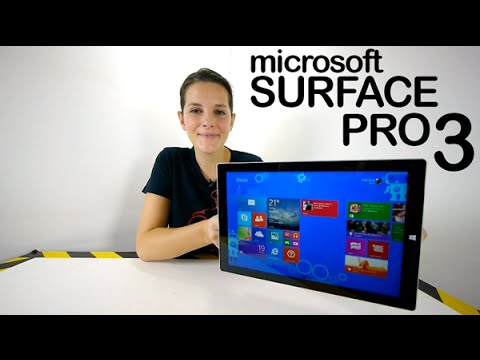 Microsoft Surface Pro 3 review en español
