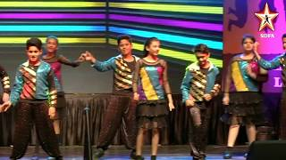 JEELEY YEH LAMHE DANCE PERFORMANCES - STAR DANCE SHAILESH RANJAK