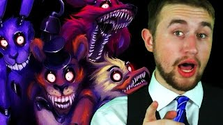 Five Nights at Freddy's (Game & Fandom) EXPLAINED