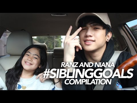 Sibling Goals Compilation   Ranz and Niana