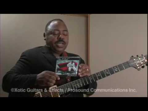 Interview with Paul Jackson Jr.BB Plus NEW CD 'Lay it Back',Jan 2009