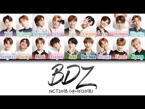 How Would NCT2018 Sing BDZ (Korean Ver.) TWICE?