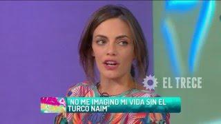 Emilia Attias habla sobre su relación con El turco Naim
