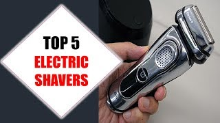 Top 5 Best Electric Shavers 2018 | Best Electric Shaver Review By Jumpy Express
