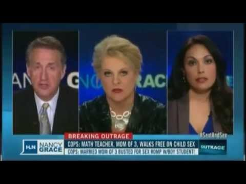 Jeff Gold On Nancy Grace Re Teacher Sex With Student video