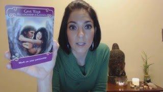 Sagittarius March 2016 LOVE romance angel oracle card reading