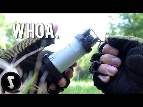 The Airsoft Grenade You WILL WANT.
