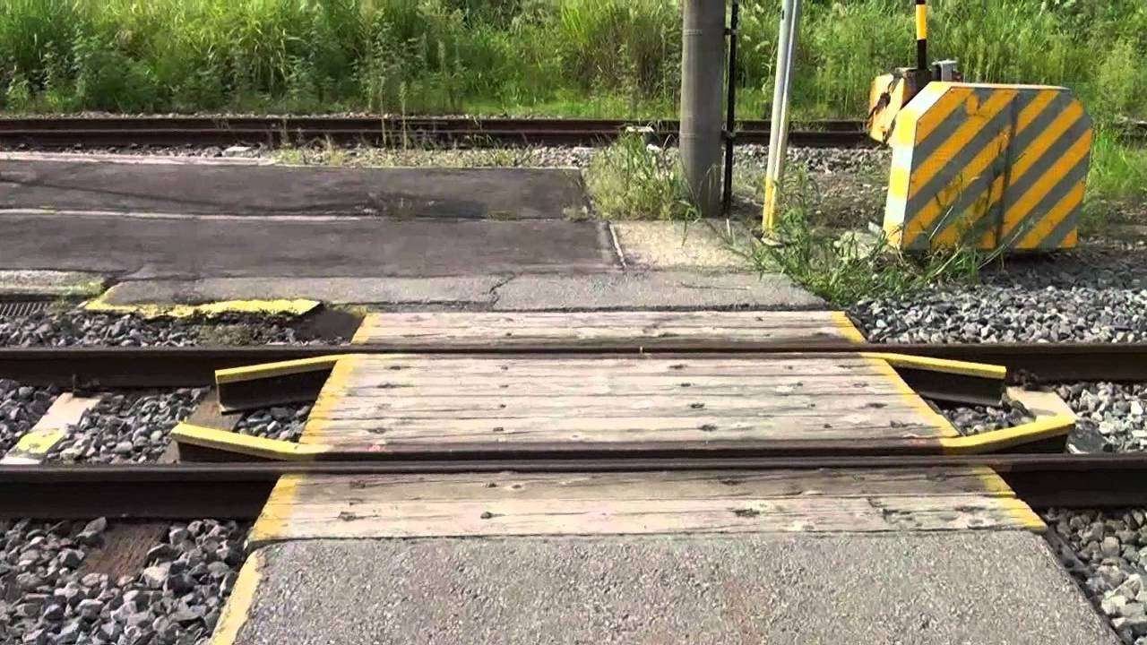 JR飯山線 <b>桑名川駅</b>(長野県飯山市) - YouTube
