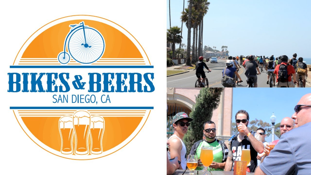 Bike San Diego Event Bikes and Beers San Diego
