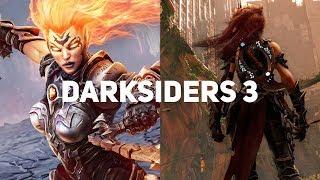 Darksiders 3. Первый взгляд