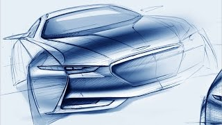 Car Design: GENESIS New York Concept (Design Story)