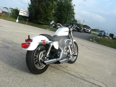 2006 HARLEY DAVIDSON XL883L SPORTSTER 883 LOW TS5831 U3614 Video