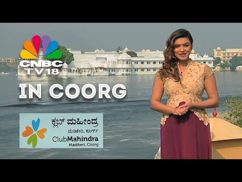 CNBC-TV18 in Coorg!