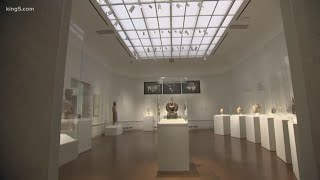 Seattle Art Museum reopens historic building to Asian art exhibits