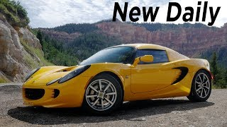 Daily Lotus Elise - Post Purchase Road trip - Long Term #1 - Everyday Driver