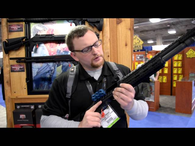 SHOT Show 2013 ATI Booth