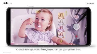 LG G7 ThinQ (LMG710EM.AGBRBK) Sim-Free Smartphone