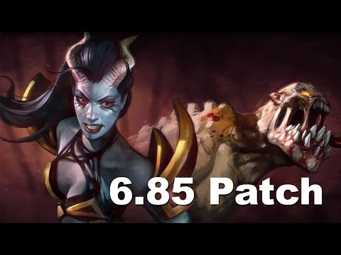 6.85 Patch biggest Changes Dota 2