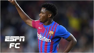 Is Ansu Fati too young to be tasked with carrying Barcelona this season? | ESPN