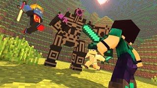 download lagu Minecraft: ParaÍso - #88 O Robo Gigante gratis
