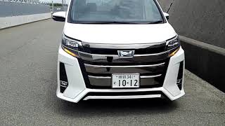Download Song 2017  TOYOTA NOAH  HYBRID  Si Free StafaMp3