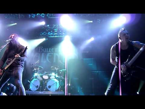 Bullet For My Valentine 2010 11 30 (230559)- Tears don't Fall Live @ 013 Tilburg