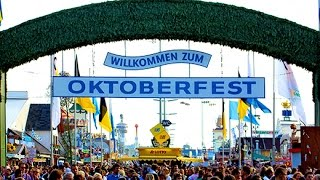 October fest germany 2016 mini Munchen