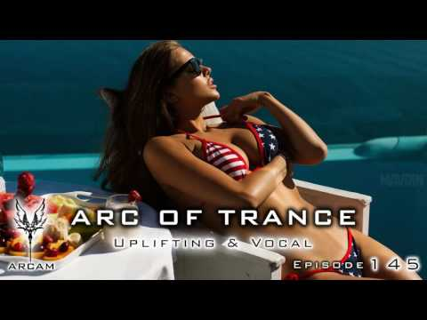 TRANCE MIX #145 | Uplifting & Vocal 138-140 | Mix by ARCAM | Nov 2016