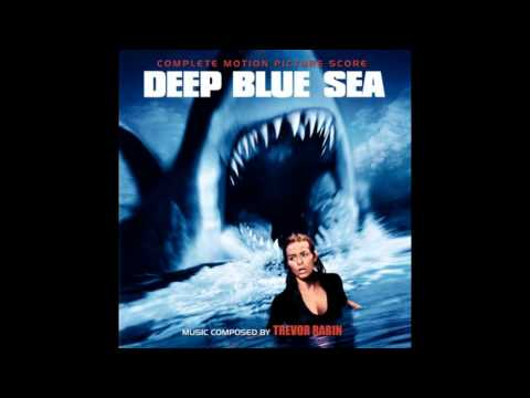 Kill Big Shark - Deep Blue Sea (Complete Score) (NO SFX) Trevor Rabin