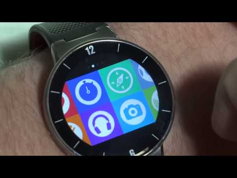 Alcatel OneTouch Watch Android ed IOS: Recensione completa