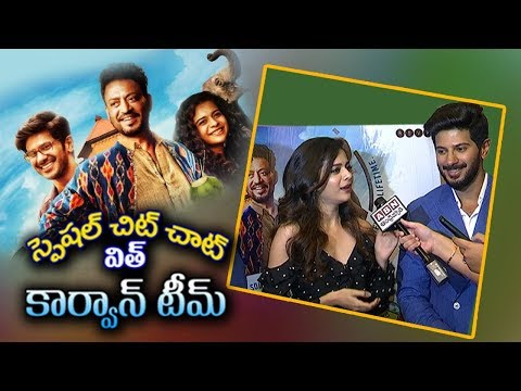 Special Chit Chat with Karwaan Movie Team | Dulquer Salmaan | Mithila Palkar