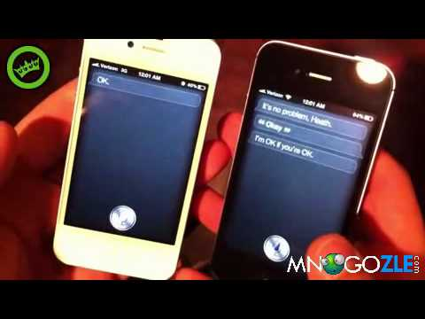 Thumb Two iPhones 4S: Siri talking with Siri