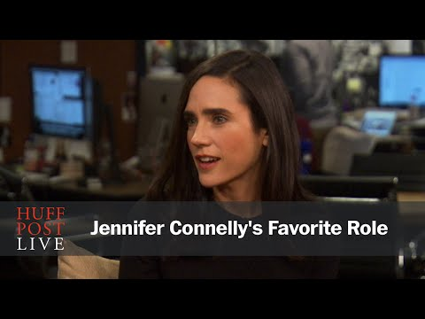 The Adorable Reason Jennifer Connelly Loved Making 'A Beautiful Mind'