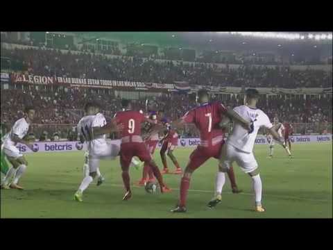 Panama Ghost Goal vs Costa Rica