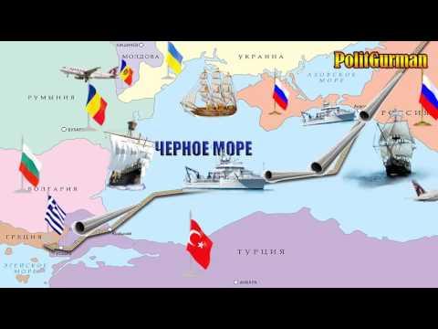 Запуск Турецкий поток уже не остановить:  Не каких сомнений нет: