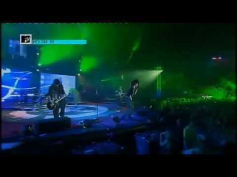 Tokio Hotel - Monsoon (live  Greece Mtv World Stage Part11) video