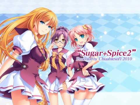 Sugar+Spice2 OPムービー