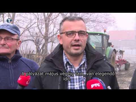 2020.01.03. - Pályázat traktorvásárlásra