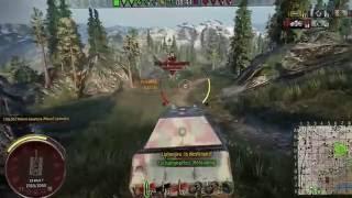 world of tanks WOT xbox one game play Maus my strategy estatrgia wot