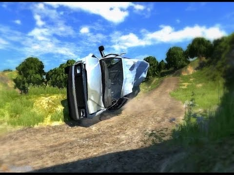 Car Crash Simulator - Simulador de accidentes de autos reales - PC