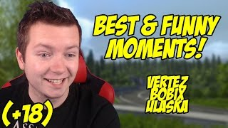 BEST & FUNNY MOMENTS Z UKRYTEGO LIVE :D (+18)