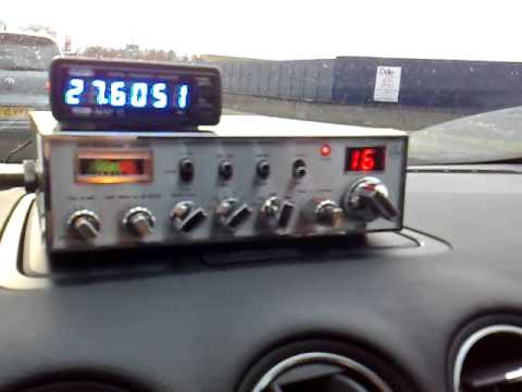 CB Radio: 26MR003 / M (Me) to 315SD112 (Vlad)