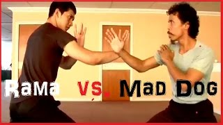 Rama vs. Mad Dog [Iko Uwais vs. Yayan Ruhian]