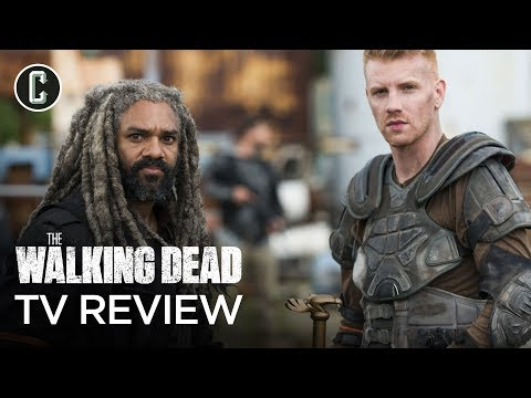 "The Walking Dead Season 8 Episode 4 ""Some Guy"" Review"